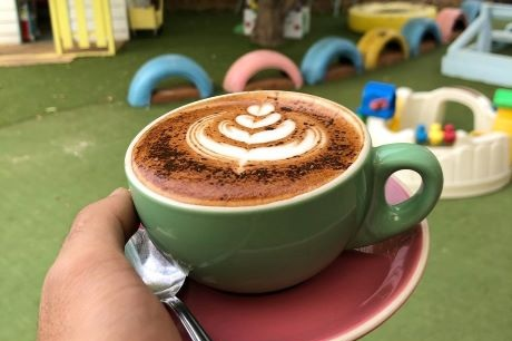 GEELONG'S KID FRIENDLY CAFE'S