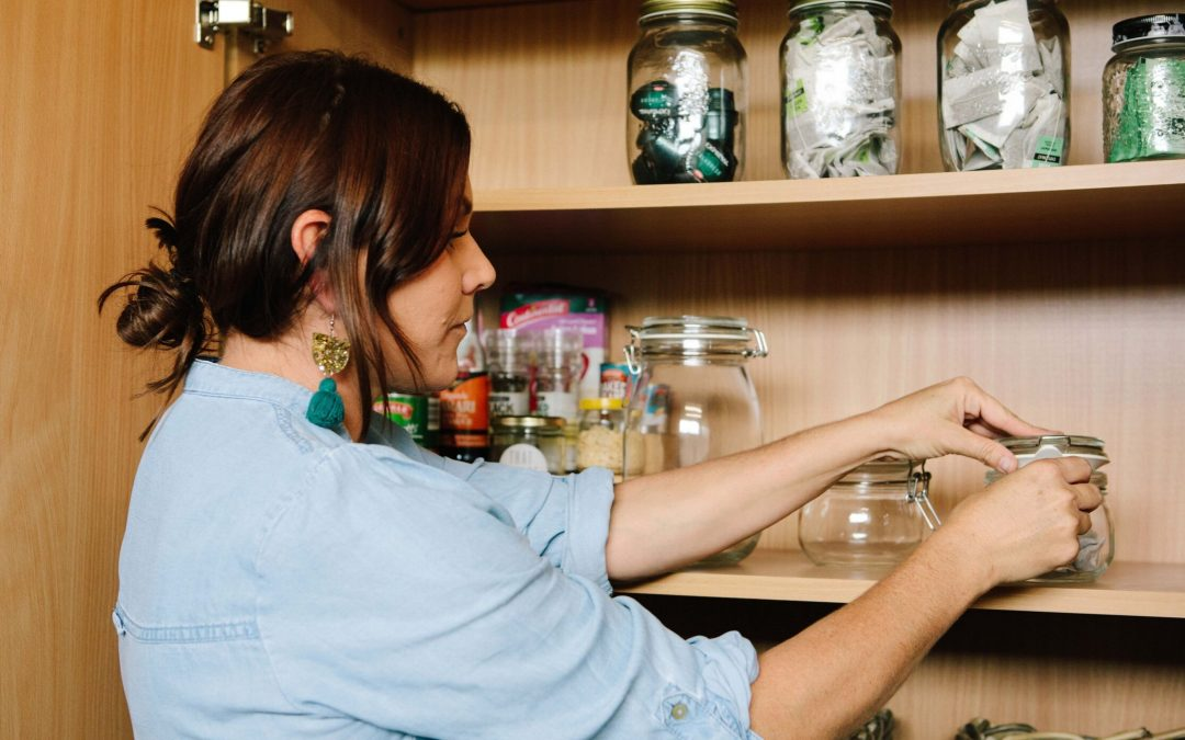 One Day P.A - Get those pantry porn feels with my 7 step plan - Lou Hammer